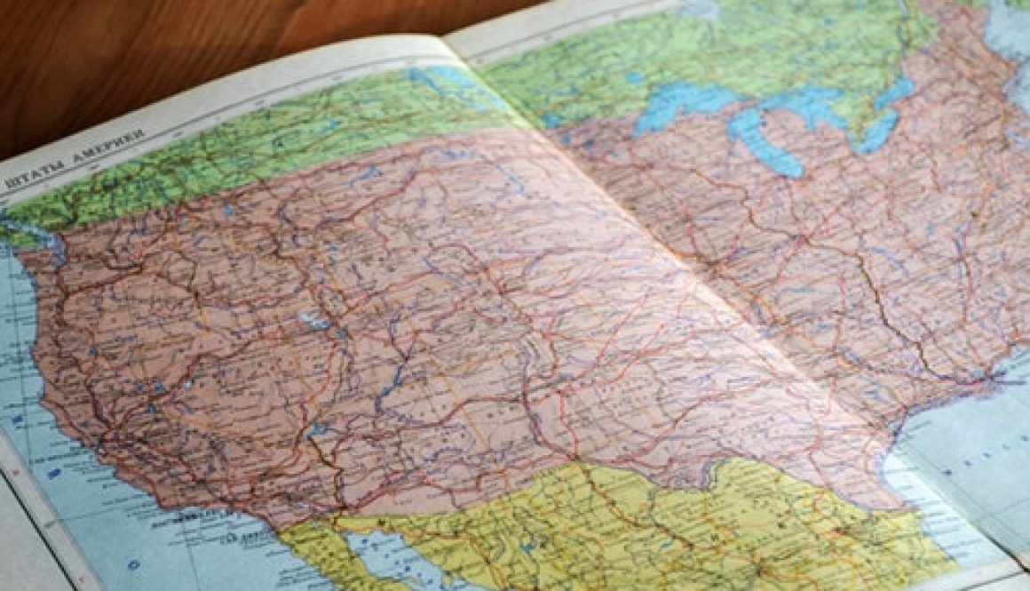 map-maps-american-book-32307